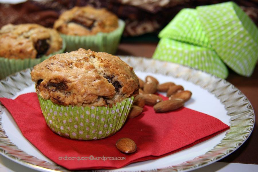 Birnen-Schoko-Muffinsgroß
