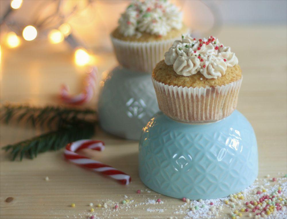 Cupcakes für Weihnachten Rezept