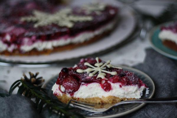 Rezept Beerenkuchen