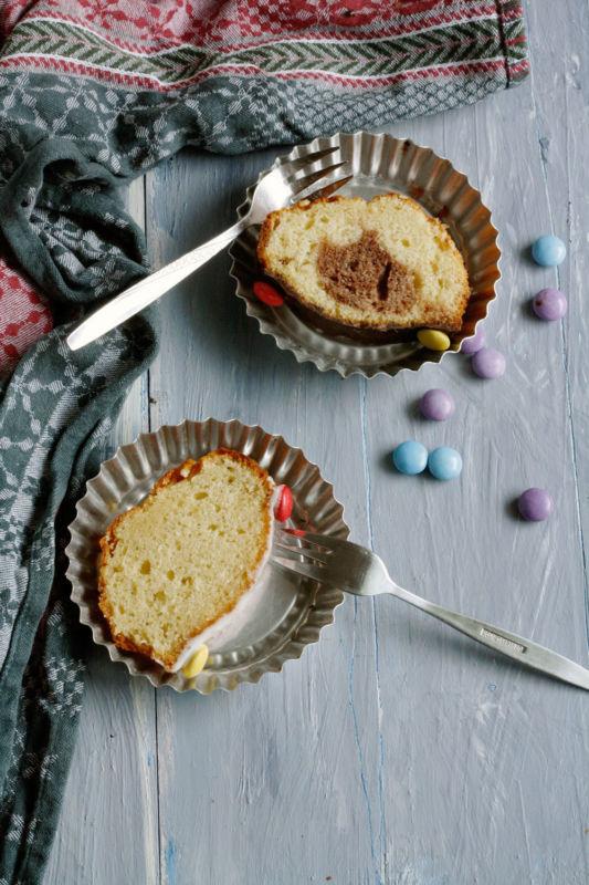 Zitronenkuchen Und Schokokuchen Kuchen Backen Fur Entscheidungsfaule