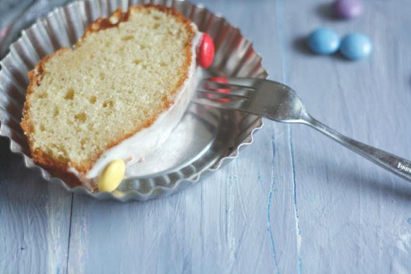 Kuchen backen Rührkuchen