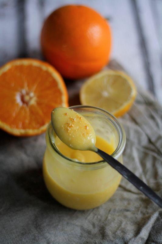 Orangencurd Rezept