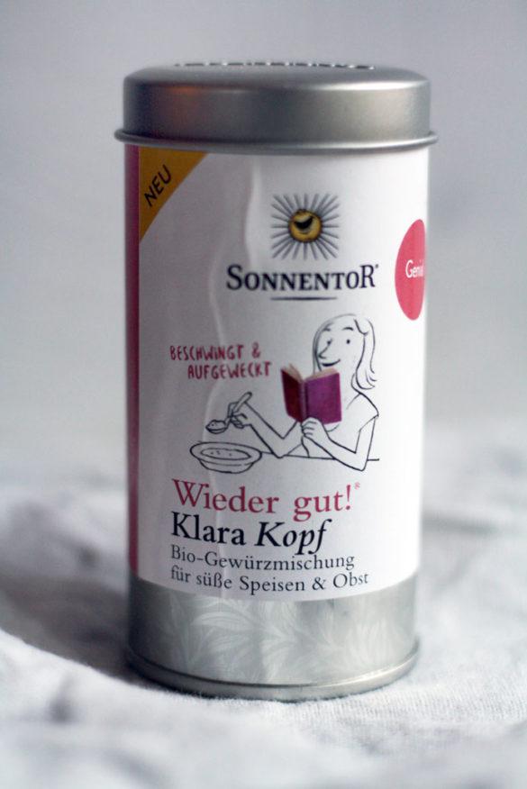 [Anzeige]Wraps & Rhabarberdessert: Wieder gut! von SONNENTOR