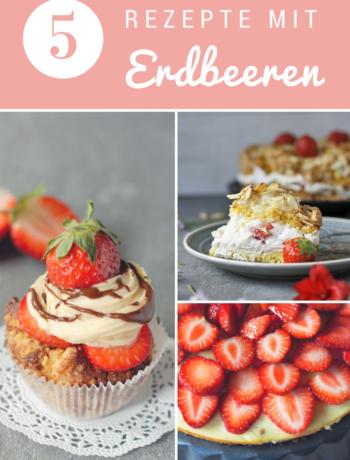 Erdbeerkuchen Erdbeertorte Himmelstorte und Erdbeercupcakes Erdbeerrezepte