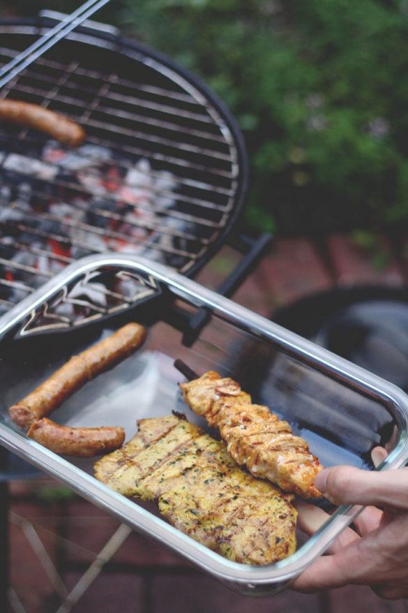 Anzeige Rezepte zum Grillfest mit LEONARDO Barbecue