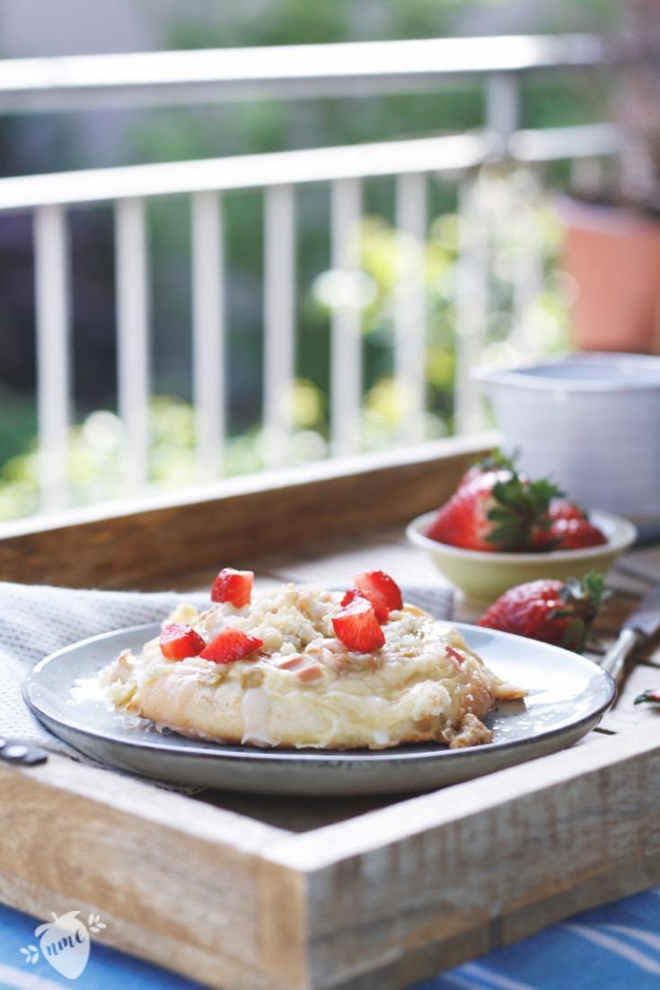 Streuseltaler mit Pudding