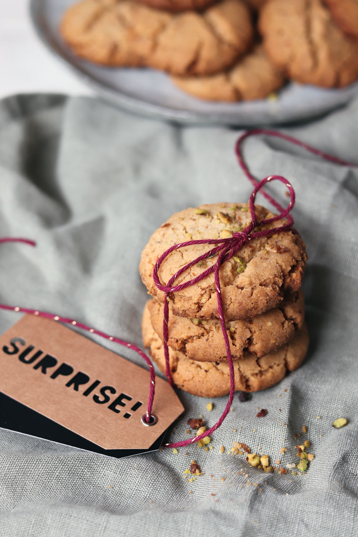 Weihnachtsplätzchen Besondere.Einfache Erdnusskekse Backen Rezept Süße Erdnusskekse